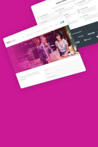 Delivering PSYT's new WordPress website in record time