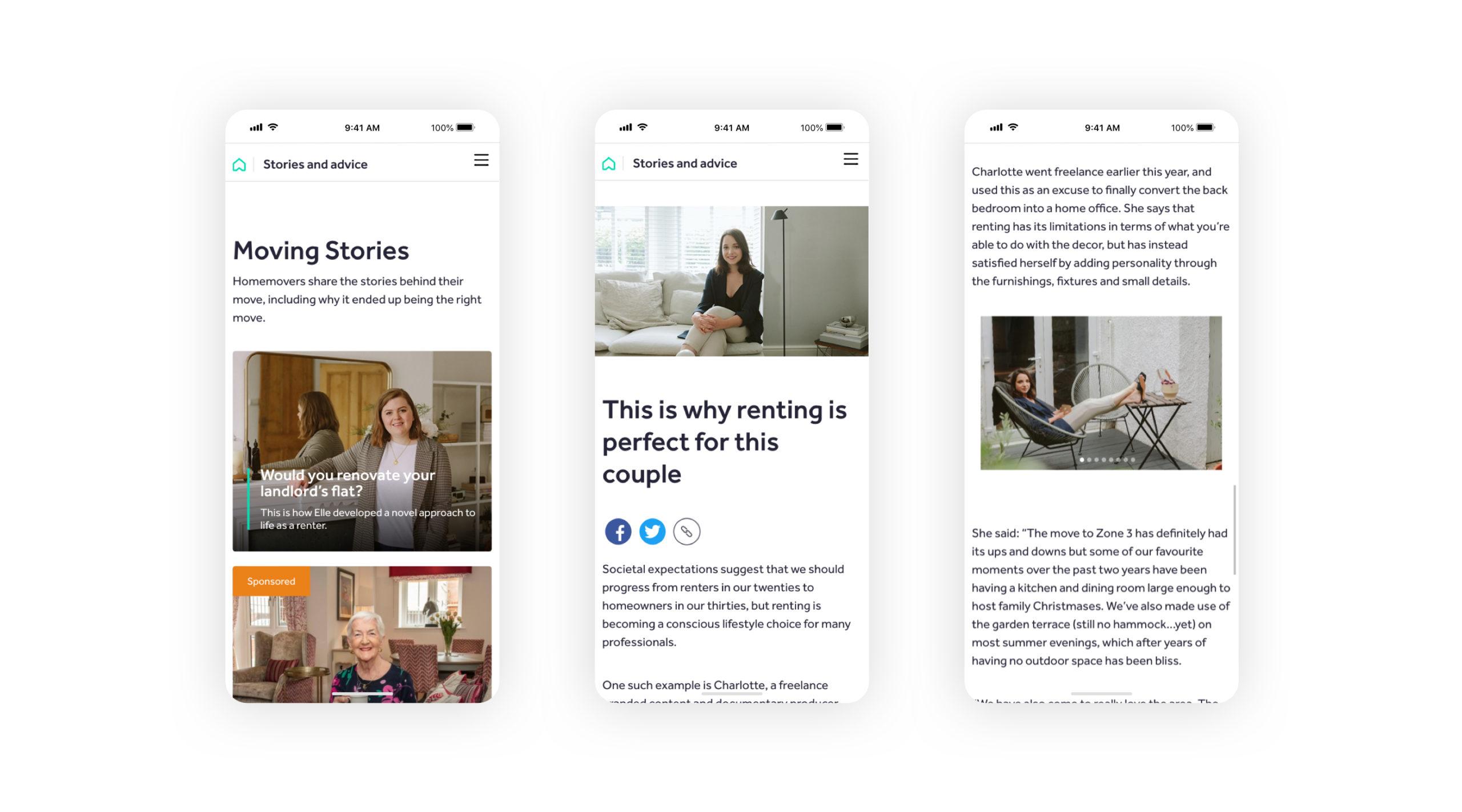 rightmove moving stories screenshot