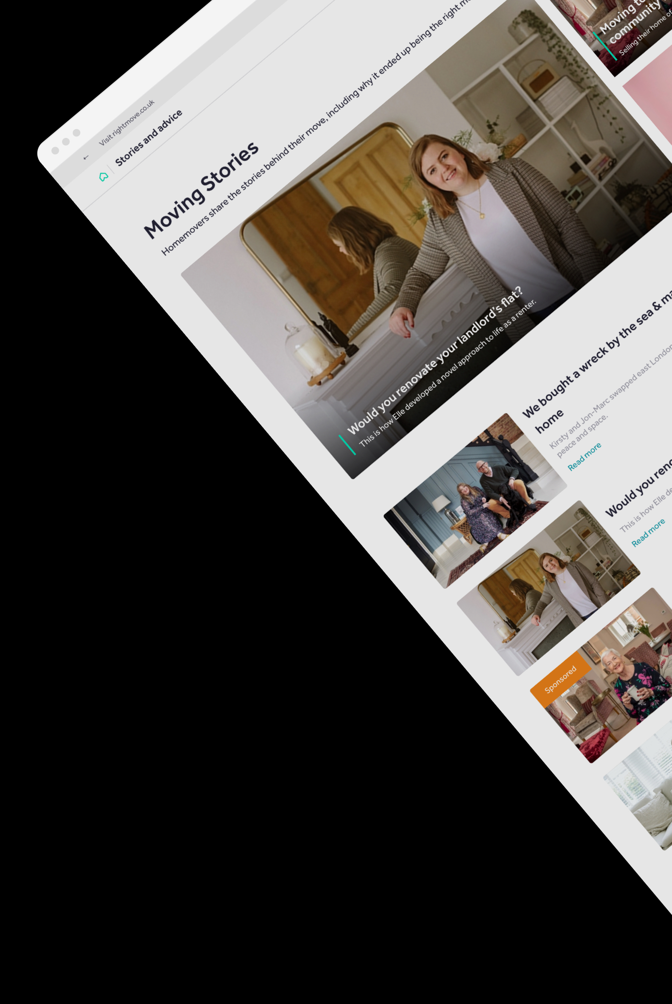 Bringing Rightmove's Moving Stories to life in WordPress