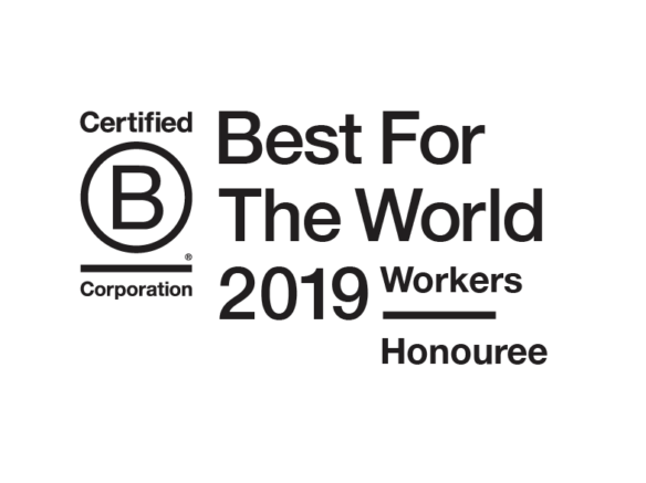 Best for the world employer