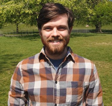 Picture of Tommy, one of our senior developers