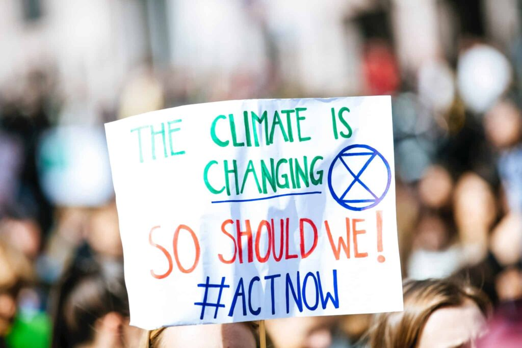 Climate action in the community - what can WordPress do better?